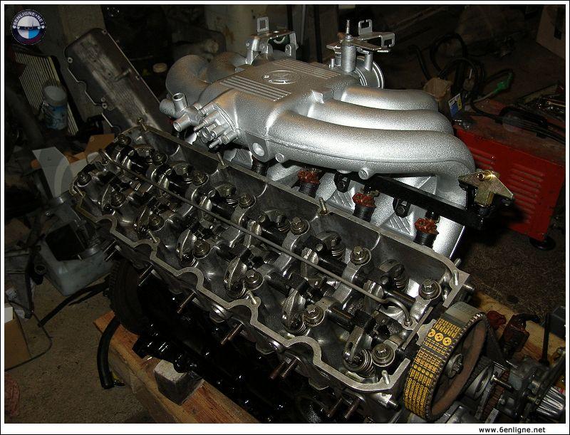 peut on regler le ralenti sur une e30? - les moteurs essence